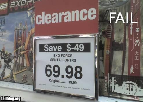 fail-owned-clearance-price-deal-fail