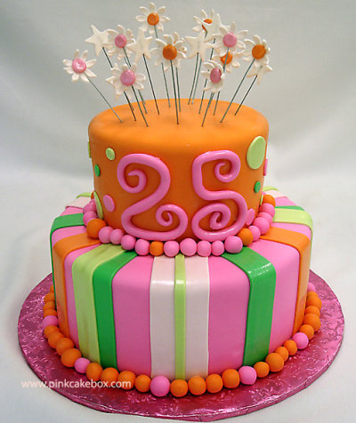 25-cake