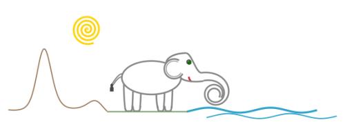 """Elephant Safari,"" by Heather Geist and Krista Dionne"